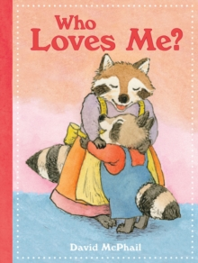 Who Loves Me?, Board book Book