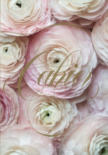 Paris in Bloom Notebook (Ranunculus), Notebook / blank book Book