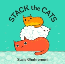 Stack the Cats, Board book Book
