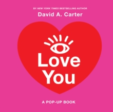 I Love You : A Pop-Up Book, Novelty book Book