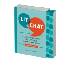 Lit Chat : Conversation Starters about Books and Life (100 Questions), Cards Book