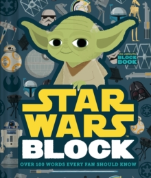 Star Wars Block : Over 100 Words Every Fan Should Know, Novelty book Book