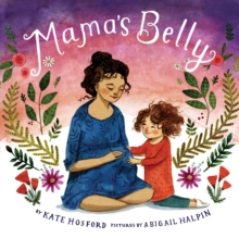 Mama's Belly, Hardback Book