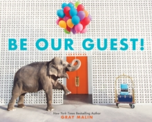 Be Our Guest!, Hardback Book