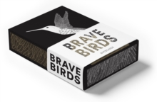 Brave Birds Notecards, Cards Book