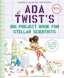 Ada Twist's Big Project Book for Stellar Scientists, Paperback Book