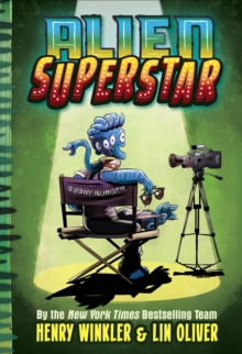 Alien Superstar (Book #1), Hardback Book