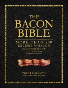 The Bacon Bible, Hardback Book