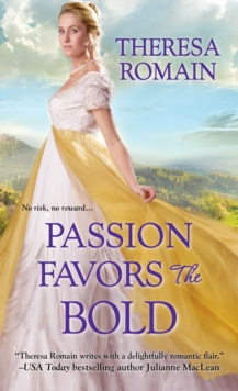 Passion Favors The Bold, Paperback / softback Book