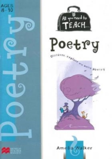All You Need Poetry 8-10 Age, Paperback / softback Book