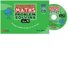 MATHS PROBLEM SOLVING BOX 4, Other merchandise Book