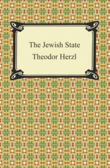 The Jewish State, EPUB eBook
