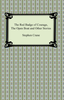 a story comparison of the open boat and the red badge of courage