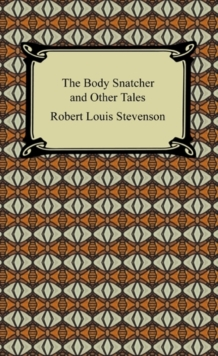 The Body Snatcher and Other Tales, EPUB eBook