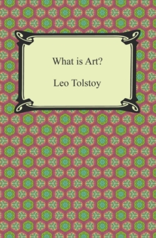 What is Art?, EPUB eBook