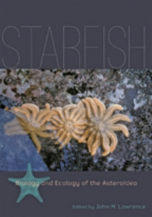 Starfish : Biology and Ecology of the Asteroidea, Hardback Book