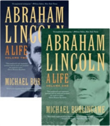 Abraham Lincoln : A Life 2-vol. set, Paperback / softback Book
