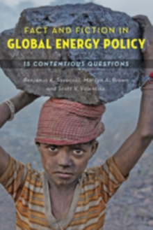 Fact and Fiction in Global Energy Policy : Fifteen Contentious Questions, Paperback Book