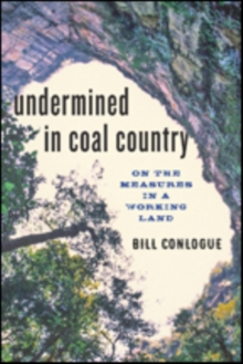 Undermined in Coal Country : On the Measures in a Working Land, Hardback Book