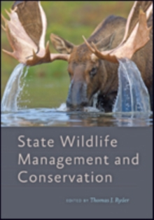 State Wildlife Management and Conservation, Hardback Book