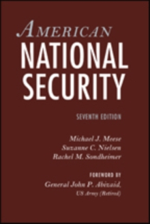 American National Security, Paperback / softback Book