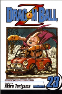 Dragon Ball Z, Vol. 23 : Yami no Matsuei, Paperback Book