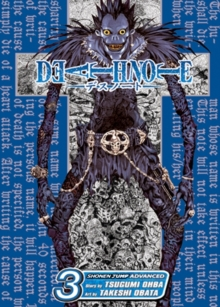 Death Note, Vol. 3, Paperback Book