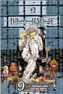 Death Note, Vol. 9, Paperback Book