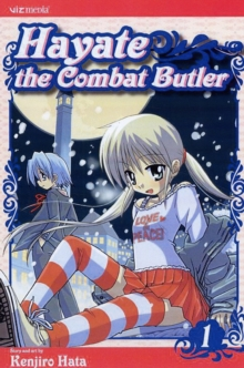 Hayate the Combat Butler, Vol. 1, Paperback / softback Book