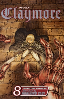 Claymore, Vol. 8, Paperback Book