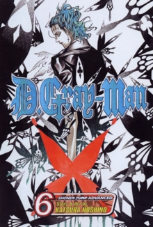 D. Gray-Man, Vol. 6, Paperback Book