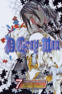 D. Gray-Man, Vol. 7, Paperback Book