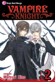 Vampire Knight, Vol. 2, Paperback / softback Book