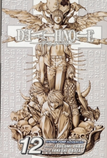 Death Note, Vol. 12, Paperback / softback Book