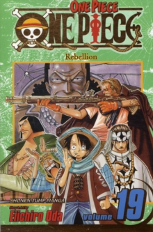One Piece, Vol. 19, Paperback Book
