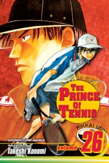 The Prince of Tennis, Vol. 26, Paperback Book