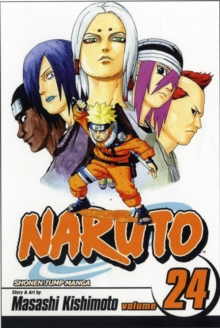 Naruto, Vol. 24, Paperback Book