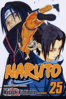 Naruto, Vol. 25, Paperback Book