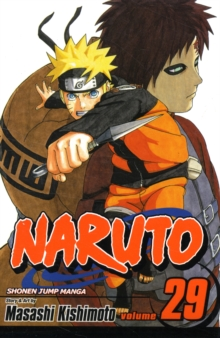 Naruto, Vol. 29, Paperback Book