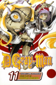D. Gray-Man, Vol. 11, Paperback / softback Book