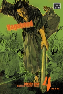Vagabond, Vol. 4 (Vizbig Edition), Paperback Book