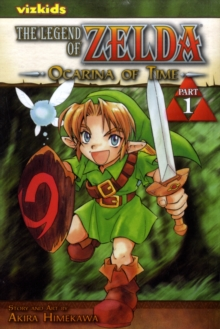 The The Legend of Zelda : The Legend of Zelda, Vol. 2 Ocarina of Time, Paperback Book