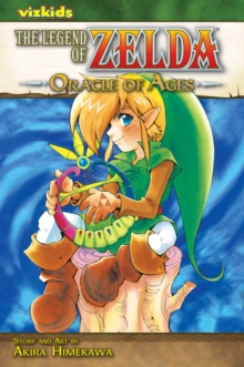 The Legend of Zelda, Vol. 5 : Oracle of Ages, Paperback Book
