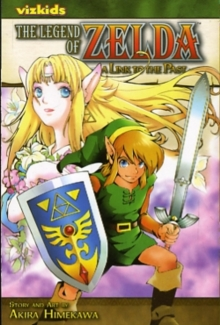 The Legend of Zelda, Vol. 9 : A Link to the Past, Paperback Book