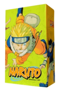 Naruto Box Set 1 : Volumes 1-27 with Premium, Paperback Book