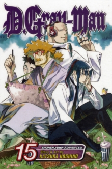 D. Gray-Man, Vol. 15, Paperback / softback Book