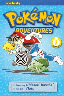 Pokemon Adventures, Vol. 1 (2nd Edition), Paperback Book