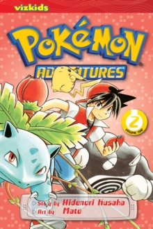 Pokemon Adventures (Red and Blue), Vol. 2, Paperback / softback Book