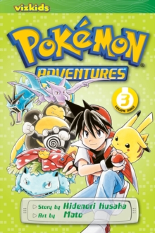Pokemon Adventures, Vol. 3 (2nd Edition), Paperback Book