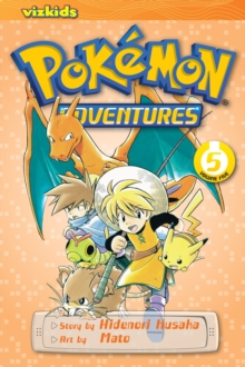 Pokemon Adventures, Vol. 5 (2nd Edition), Paperback Book